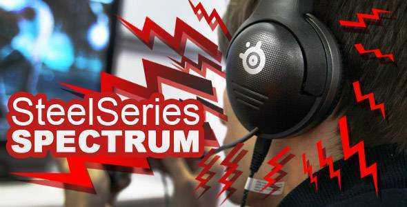 Гарнитура SteelSeries Spectrum 7XB