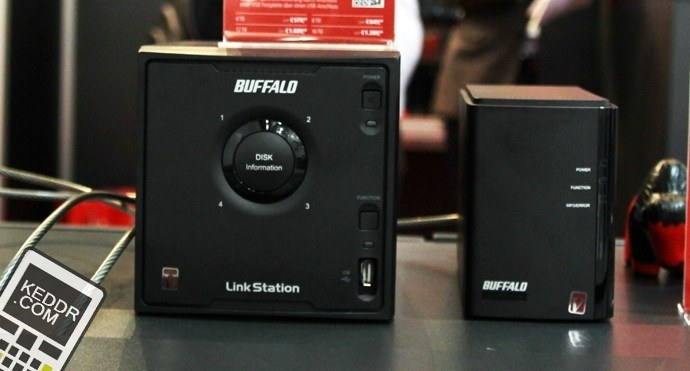 Buffalo - LinkStation Pro Quad