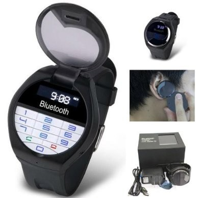 Mobile Watch with Caller Id & Bluetooth