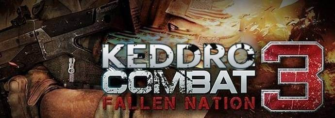 Keddrocombat Fallen Nations 3