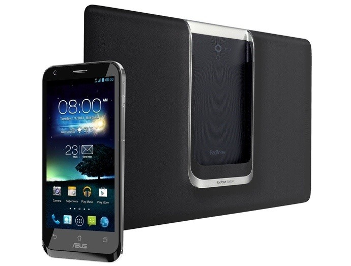 Android 4.1 Jelly Bean для Asus Padfone 2