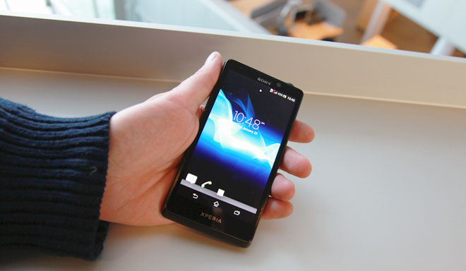 Android 4.1 Jelly Bean для Sony Xperia T