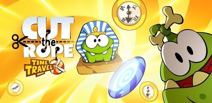 Cut the Rope: Time Travel вышел