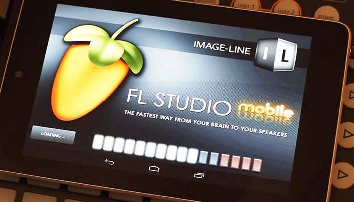 Fruity Loops Studio Mobile