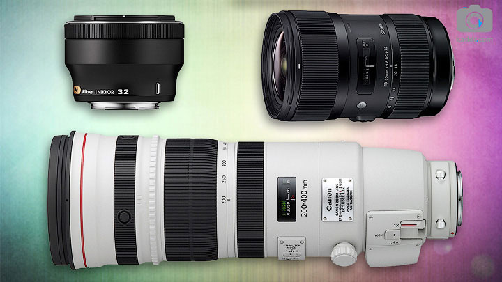 PicNews e11 — Sigma 18-35mm F1.8, Nikkor 32mm f/1.2, Canon 200-400mm f/4, Magic Lantern RAW видео