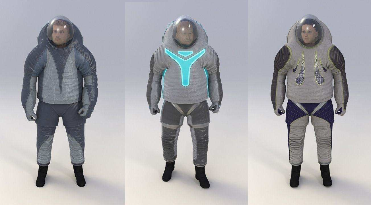 Z2 Prototype Space Suit Development  NASA