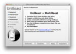 Hackintosh - UniBeast+MultiBeast