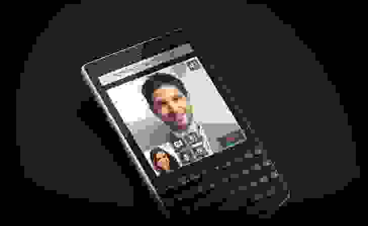 BlackBerry Porsсhe Design