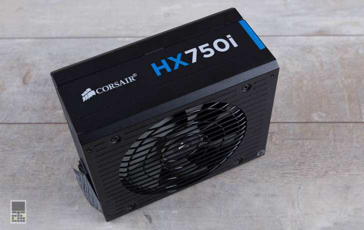 Corsair Power Supply HX750i-5