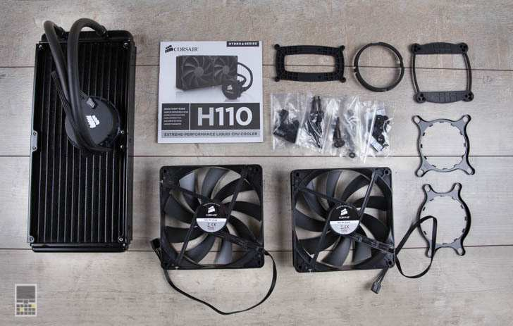 Corsair Water Cooling H110-2