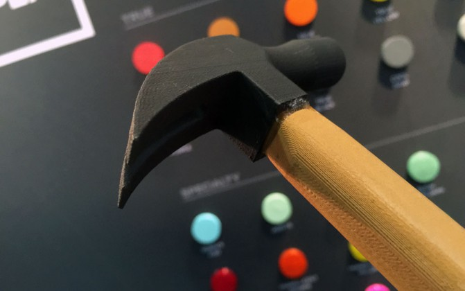 3D hammers