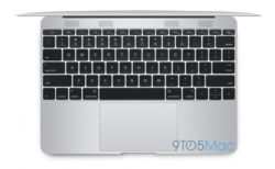 Apple MacBook Air 12 keyboard 2