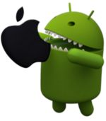 bugdroid_2___android_vs_apple_by_badaworld_fr-d3easfv
