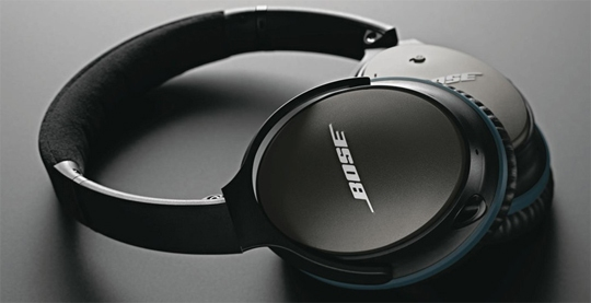Наушники Bose QuietComfort и тишина…