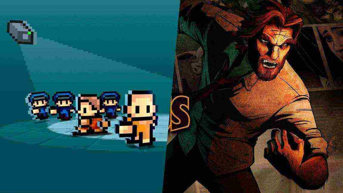 Epic Games Store бесплатно раздает The Wolf Among Us и The Escapists
